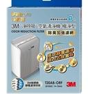 免運費 3M淨呼吸極淨型清淨機專用 除臭加強濾網 T20AB-ORF