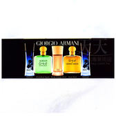 【母親節最實用的禮物】亞曼尼ARMANI 小香水組合5瓶入-女香禮盒 [43060]