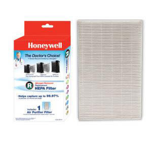 Honeywell HRF-R1 True HEPA濾網 (適用:HPA-100APTW;HPA-200APTW;HPA-202APTW)