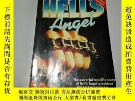 二手書博民逛書店HELL S罕見Angel(外文)Y200392 出版1982
