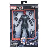 MARVEL超級英雄漫威電影工作室10週年01 LEGENDS 傳奇黑標6吋 紅骷髏 九頭蛇士兵套組 美國隊長 玩具e哥
