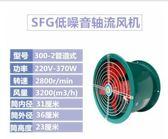 SF軸流風機吸排煙引風機工業圓筒管道通風機強力排風扇220V/380Vigo  莉卡嚴選