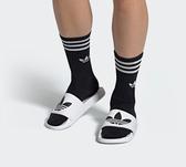 KUMO SHOES-現貨 Adidas Originals ADILETTE LITE 三葉基本款 LOGO 軟底拖鞋 EG9841