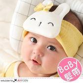 韓版女童小白兔鏤空髮帶 髮圈 髮飾