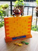小乖蛋 快樂的小搗蛋 拆墻游戲 家庭互動桌面益智類玩具 兒童桌游 韓小姐的衣櫥