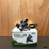 ISTA 伊士達【CO2電磁閥控制器-迷你雙錶 (鋁瓶上開型)】二氧化碳 雙錶電磁閥 免用板手! 魚事職人