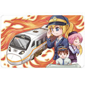 臺灣鐵道少女《重生的太魯閣號》一卡通