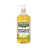 法國玫翠思馬賽液體皂1000ml-兩入組(五款味道)檸檬馬鞭草1000ML-2入