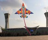 風箏微風好飛大型成人兒童飛機風箏線輪