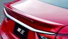 【車王汽車精品百貨】 All New Mazda 6 馬6 全新馬6 馬自達6 尾翼 導流板 JUNIT款