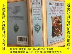二手書博民逛書店Come罕見Hither: A Family Treasure
