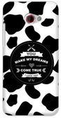 ✿ 3C膜露露 ✿ 【牛牛標誌*水晶硬殼】HTC Butterfly S 手機殼 手機套 保護套 保護殼