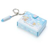 【震撼精品百貨】大耳狗_Cinnamoroll~Sanrio 大耳狗喜拿鑰匙圈-文具風#63625
