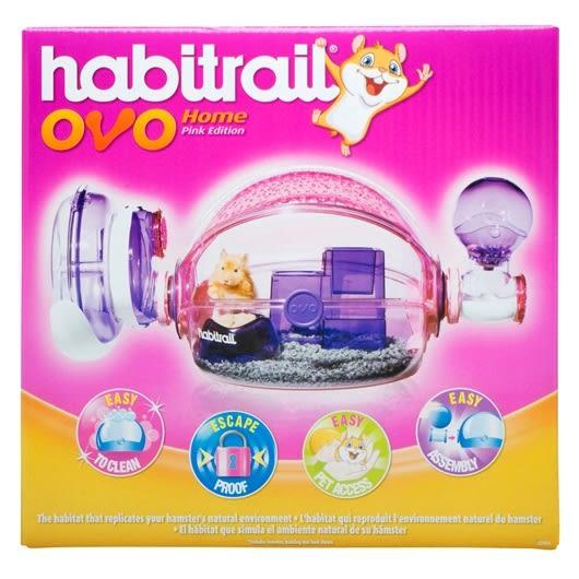 [寵樂子]《Hagen赫根》OVO寵物鼠籠 NO.62664 / Habitrail女孩房