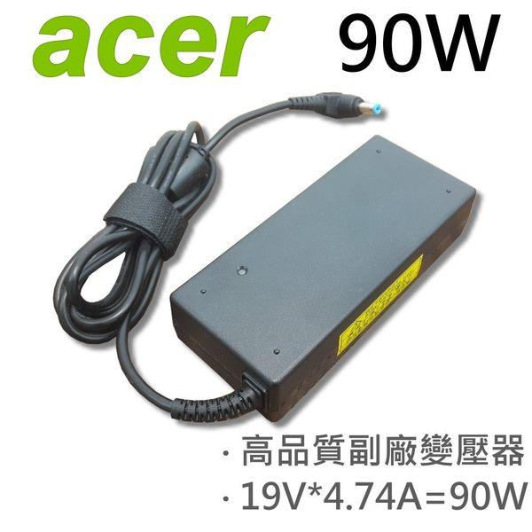 ACER 宏碁 高品質 90W 變壓器 E4-471PG E5-511g Pe-511P E5-521g E5-531 E5-551g E5-571g E5-571pg E5-572gV3-472g ..