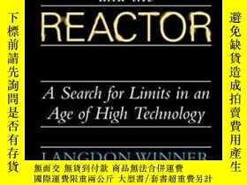 二手書博民逛書店The罕見Whale And The ReactorY364153 Langdon Winner Univer