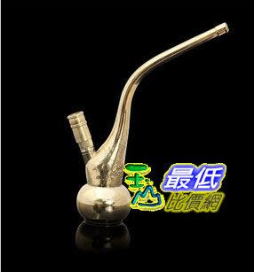[玉山最低比價網] 銅水煙壺 寶葫蘆銅水煙斗 銅水煙袋 過濾焦油 (37158_G001)
