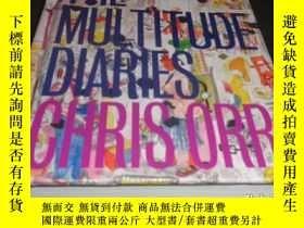 二手書博民逛書店2手英文罕見Chris Orr: The Multitude D