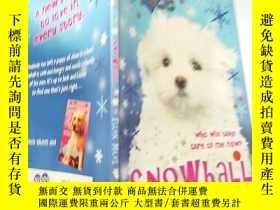 二手書博民逛書店puppy罕見place snowball 小狗廣場雪 球..Y200392