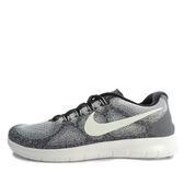 Nike Free RN 2017 [880839-002] 男鞋 慢跑 運動 休閒 灰 白