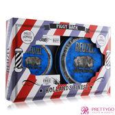 荷蘭 REUZEL豬油 Blue Pomade 藍豬超強水性髮油禮盒組(35g+113g) 水洗式髮油-公司貨【美麗購】