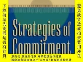 二手書博民逛書店Strategies罕見Of Commitment And Other EssaysY255562 Thoma