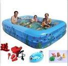 兒童充氣游泳池超大號305*183*51...
