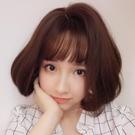 假髮女短假髮BOBO頭韓系內彎蓬鬆修臉短...