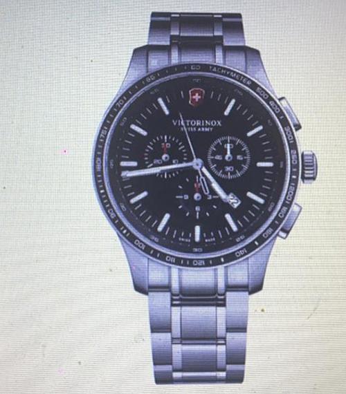 [COSCO代購] C131964 Victorinox 男錶 Alliance Sport Chronograph 系列 #241816