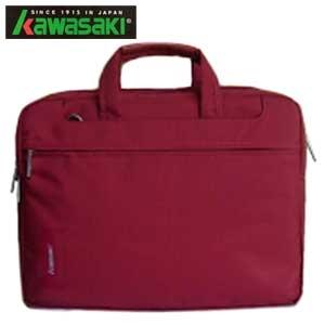 超輕時尚雙層手提側背電腦包.手提包書包學生包運動機能包包.休閒旅行袋.推薦哪裡買【KAWASAKI】