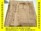 二手書博民逛書店罕見民國湖南安化紙品二張Y179505 湖南