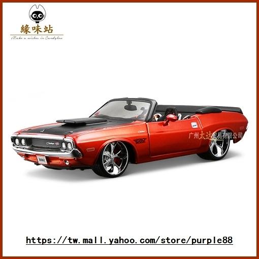 速度與激情8 道奇挑戰者Challenger1970合金汽車模型【緣味站】YWZ-1002746
