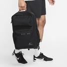 Y-NIKE Utility Speed 氣墊訓練 後背包 運動背包 多夾層 手提包 男女 黑色 CK2668-010