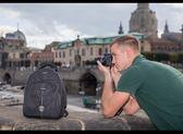 相機包 致泰相機包雙肩數碼佳能單反攝影雙肩包男女背包輕便戶外防盜防水 igo