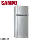 ~SAMPO 聲寶~340 公升變頻雙門冰箱SR B34D G6