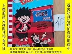 二手書博民逛書店THE罕見BEANO JOKE BOOKY439092
