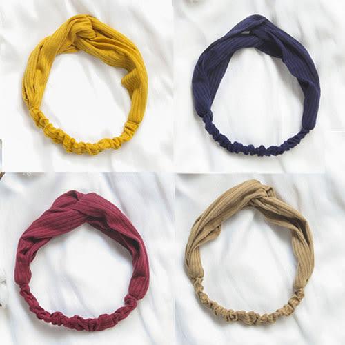 【現貨】韓妞必備素色髮帶-7色【AX367】Minuet