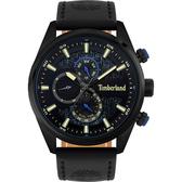 Timberland 天柏嵐 大地系列 日曆功能手錶-46mm TBL.15953JSB/02