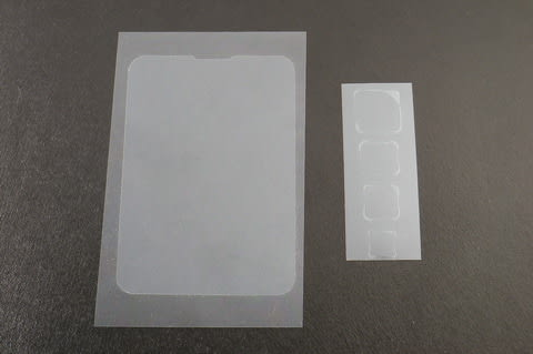 手機螢幕保護貼 Nokia C3-01 亮面