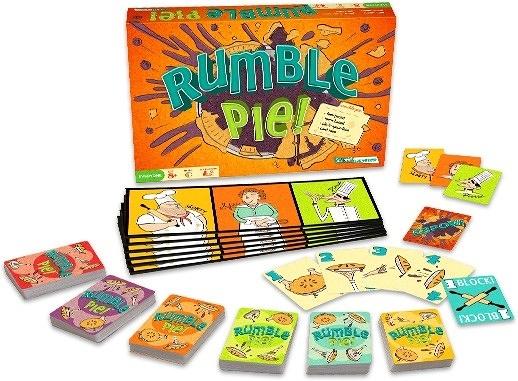 [楷樂國際] 砸派大作戰 Rumble Pie #Goldbrick Games 桌遊