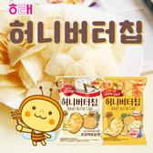 韓國 HAITAI 海太 蜂蜜奶油洋芋片 60g 蜂蜜奶油 白起司蜂蜜奶油 薯片 蜂蜜洋芋片 洋芋片 餅乾