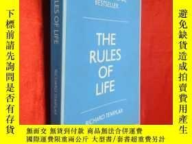 二手書博民逛書店The罕見Rules of Life: A personal c