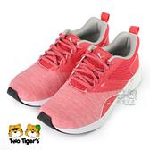 Puma NRGY Comet Jr 粉紅 鞋帶款 運動鞋 大童鞋 NO.R5025