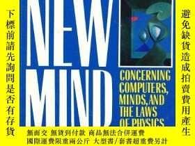 二手書博民逛書店B00466TJ7O罕見The Emperors New Mind - Concerning Computers
