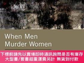 二手書博民逛書店When罕見Men Murder WomenY255174 R. Emerson Dobash Oxford
