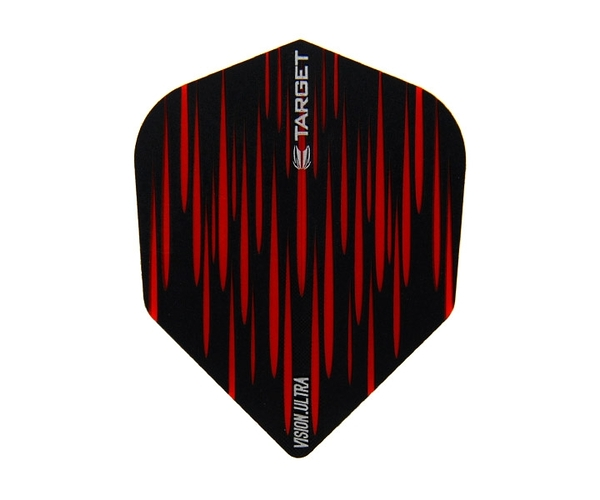 【TARGET】VISION ULTRA SHAPE SPECTRUM Red 332190 鏢翼 DARTS