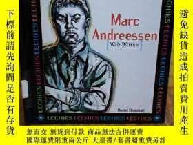 二手書博民逛書店Marc罕見Andreesson:Web Warrior (Te