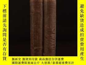 二手書博民逛書店稀缺,《Thomas罕見Hood Biography2卷》約18