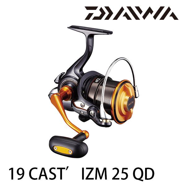 漁拓釣具 DAIWA 19 CAST'IZM 25 15PE/QD [紡車捲線器]