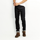 SISJEANS-直筒重磅原色赤耳牛仔褲...